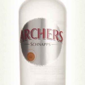 archers peach schnapps fruit liqueur